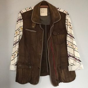 Free People Follow Your Heart Jacket M